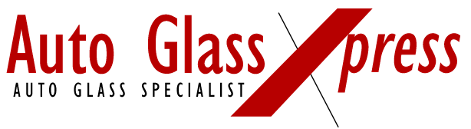 Logo, Auto Glass Xpress - Glass Company